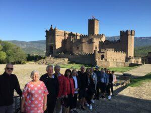 Javier Castle in Navarre