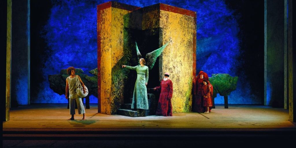 Oberammergau Passion Play story